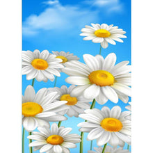 Load image into Gallery viewer, Flowers DIY Full Drill Diamond Painting