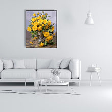 Load image into Gallery viewer, Yellow Rose - Paint by Numbers 40x50cm