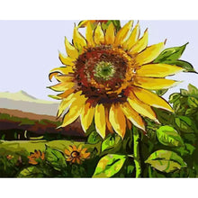 Load image into Gallery viewer, Sunflower - Paint by Numbers 40x50cm