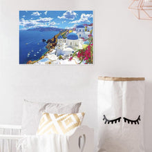 Load image into Gallery viewer, Seaside Castle - Full Diamond Painting