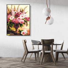 Load image into Gallery viewer, Vase Flower - Paint by Numbers 40x50cm