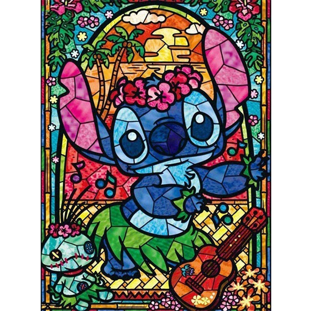Stitch Full Drill Diamond Painting Kits