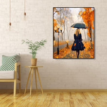 Load image into Gallery viewer, Walking Beauty - Paint by Numbers 40x50cm