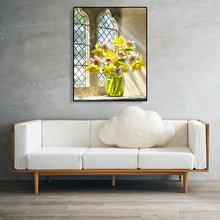 Load image into Gallery viewer, Window Flowers - Paint by Numbers 40x50cm