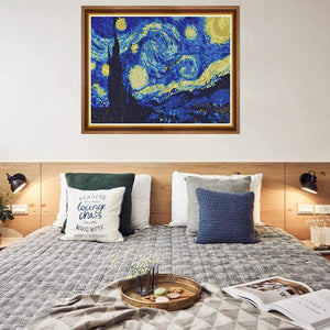 DIY 5D Diamond Painting Kits Starry Night