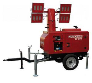 MOSA TFII9Y LED-MH-Lighting Tower Lighting Tower allgenerators.com.au