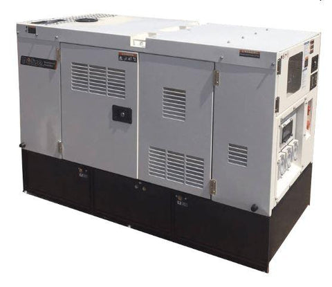30 KVA Potise Engine Single Phase Diesel Generator