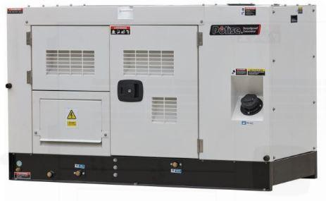 30 KVA Potise Engine Three Phase Diesel Generator