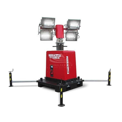 MOSA TF Kit I9 J 4x1000 Metal Halide Lighting Tower Lighting Tower allgenerators.com.au