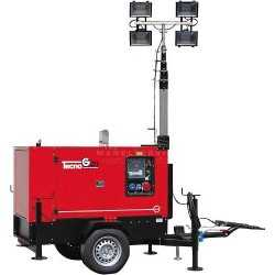 MOSA TFMI9 Cube 4x2000w Lighting Tower Lighting Tower allgenerators.com.au