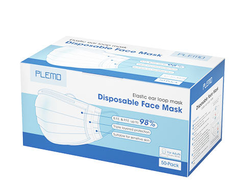 mask disposable box