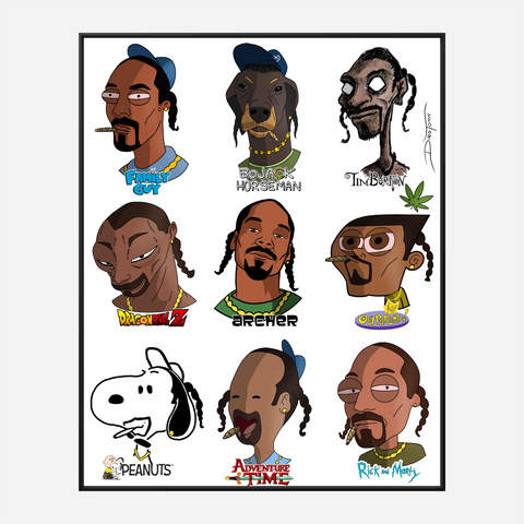 Snoop Dogg Cartoon
