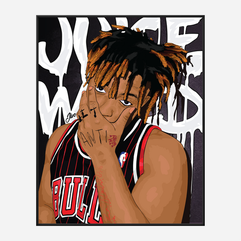 Juice Wrld (Chicago Edition)