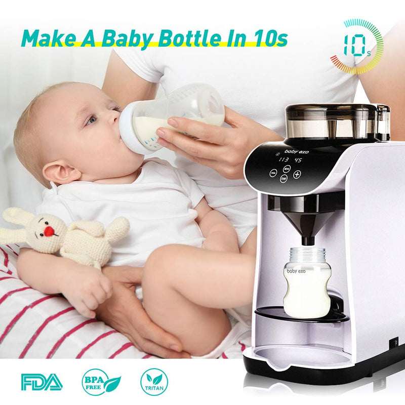 Automatic Baby Formula Dispenser