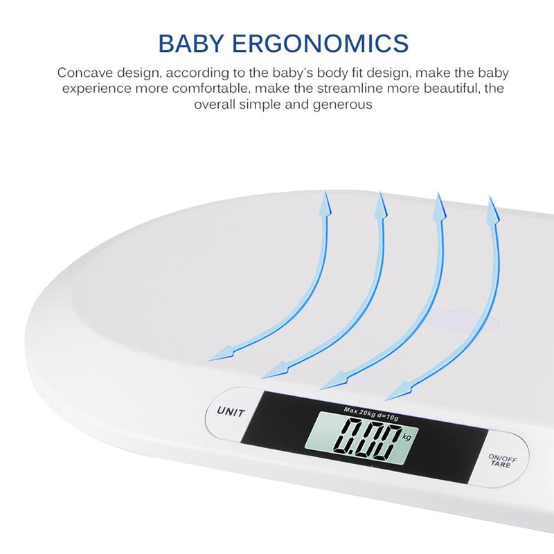 Intelligent Baby Scale