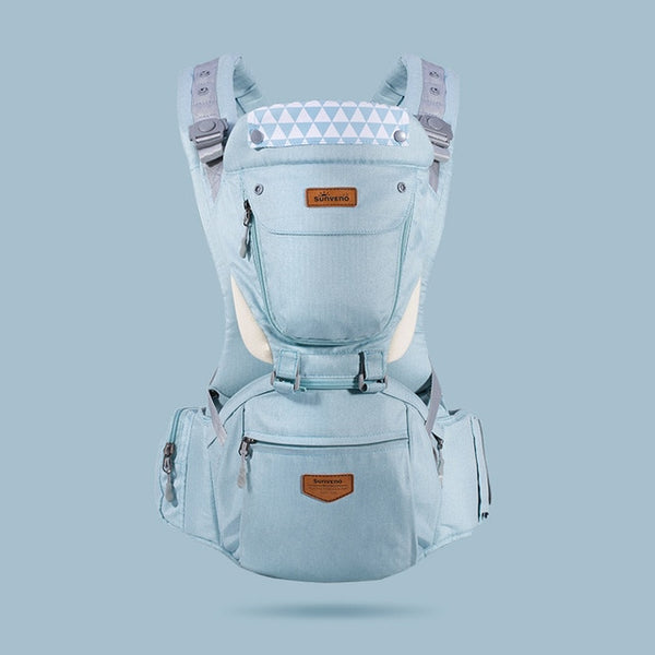 Ergonomic Baby Carrier - Kangaroo Sling - Hip Seat