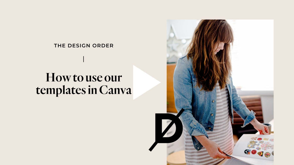 How to Use Our Templates in Canva