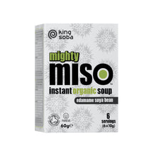 Load image into Gallery viewer, Organic Mighty Miso Soup with Edamame