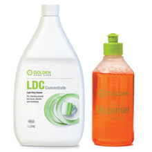 Load image into Gallery viewer, Eco- Light Duty Cleaner Concentrate (LDC) - Msulwa Onine Store. Pure, Innocent, Clean. Products that are Eco-friendly, organic, sustainable, healthy, natural, vegan, biodgradable, zero waste, eco packaging. South Africa & Worldwide