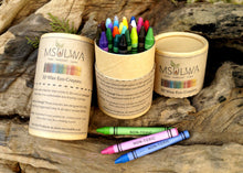 Load image into Gallery viewer, 30 Wax Eco-Crayons - Msulwa Life