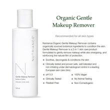 Load image into Gallery viewer, Organic Gentle Makeup Remover msulwa-com.