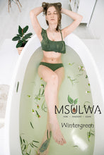 Load image into Gallery viewer, Wintergreen-Healthful Natural Soap Bar - Msulwa Life