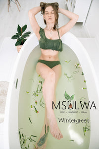 Wintergreen-Healthful Natural Soap Bar - Msulwa Life