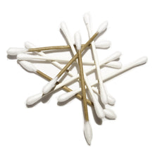 Load image into Gallery viewer, Cotton Buds (Organic Tips with Recycled Paper Stems) - Msulwa Life