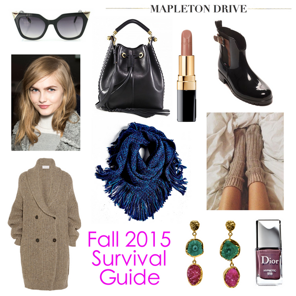 mapleton drive, outfit of the day, accessories, style, fashion, jewelry, fall wishlist, fall, winter