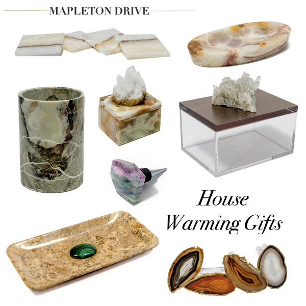 mapleton drive, house warming gifts, hostess, home decor, accessories, gift ideas