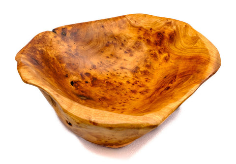 Shanmu Wooden Bowl by Mapleton Drive