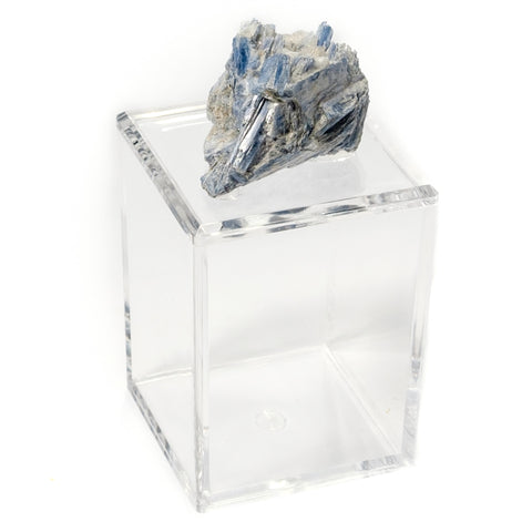 Tall Acrylic Box w/ Kyanite