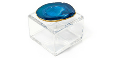 Small Acrylic Box w/ Blue Agate