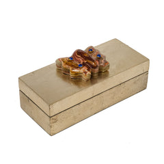 Garden bug butterfly gift box by Mapleton Drive