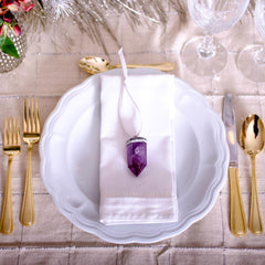 Amethyst Point adds a special gift to your tabletop by Mapleton Drive