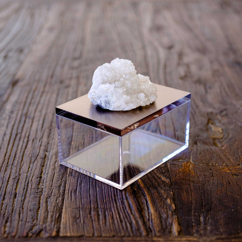 gemstone box with apophyllite gemmy box by Mapleton Drive