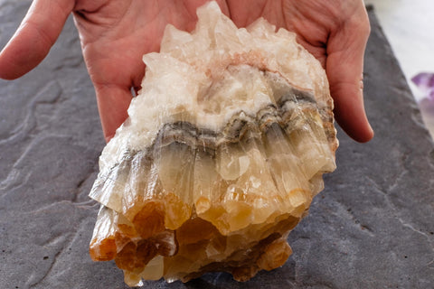 Gorgeous Calcite Specimen by Mapleton Drive