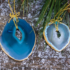 holiday ornaments by Mapleton Drive