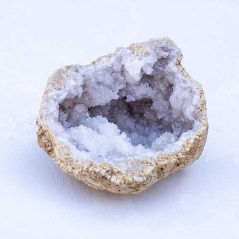 crystal geodes by Mapleton Drive #Crystals #crystalgeode #healingcrystals
