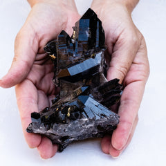 smokey quartz by Mapleton Drive #quartz #crystals #healing crystals