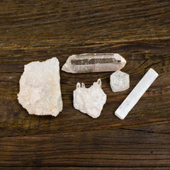 protection earthbound gift set by Mapleton Drive #quartz #crystals #protection