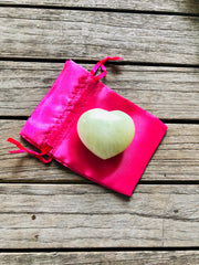 gifts from the heart, Gemstone hearts for Valentines Day by Mapleton Drive