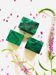 Small Malachite Box