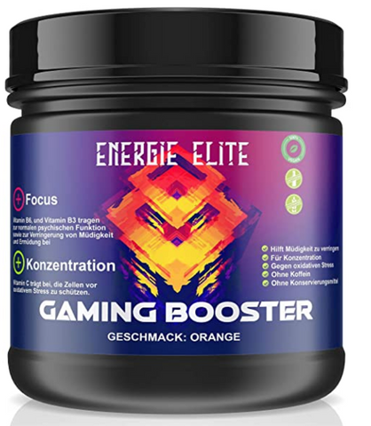 GAMING BOOSTER von Energie Elite
