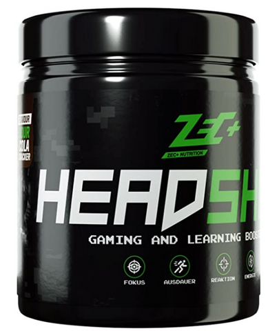 ZEC+ HEADSHOT, GAMING- & LEARNING BOOSTER