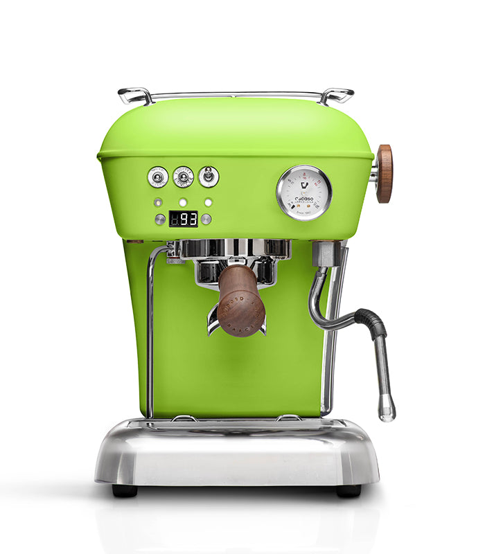 Dream PID, Programmable Home Espresso Machine w/ Volumetric Controls, 120V (Fresh Pistachio)