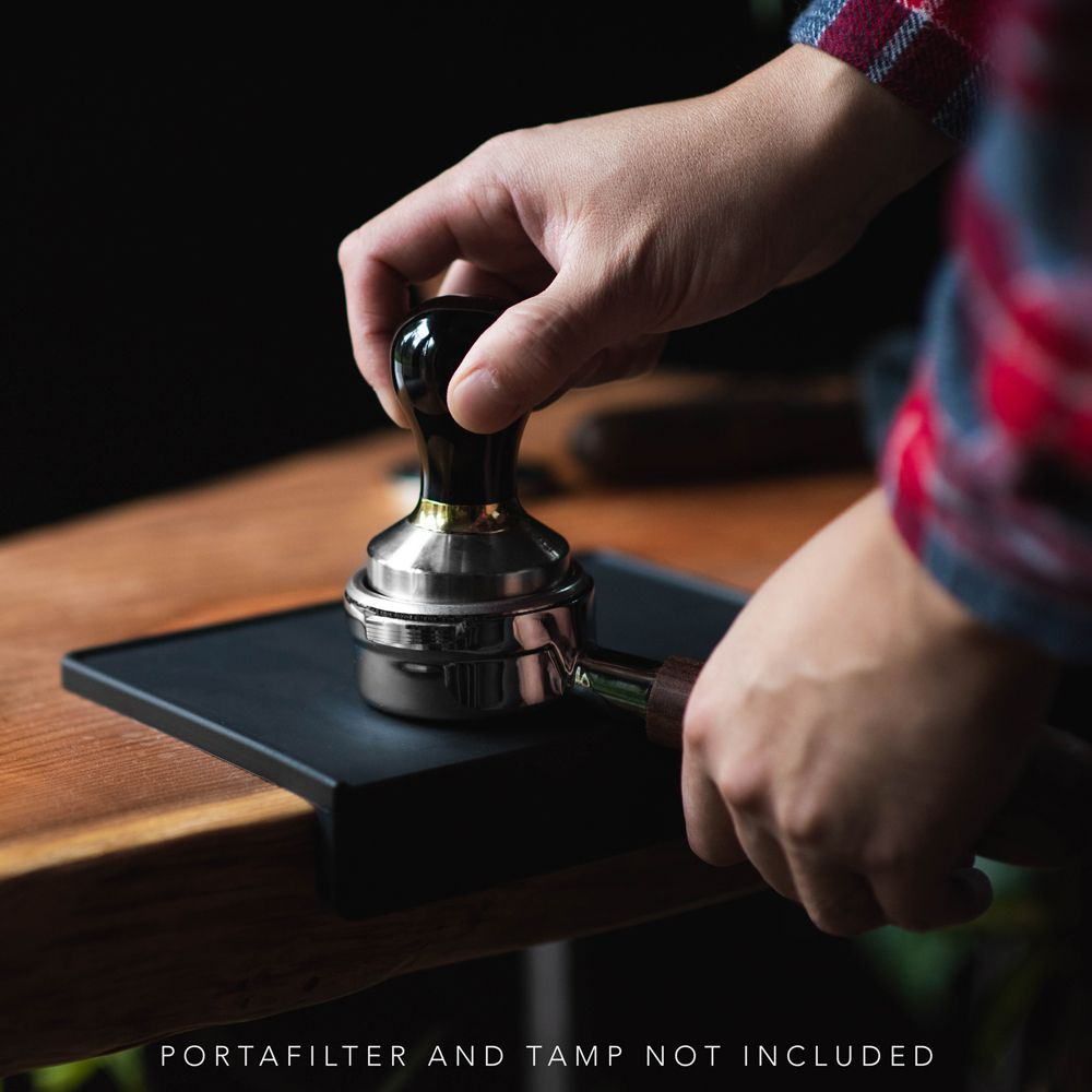 Barista Basics Tamping Mat With Corner Edge