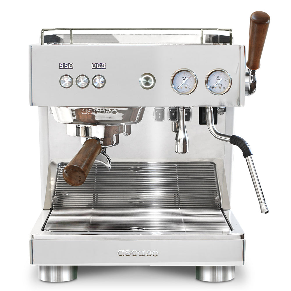 Baby T Plus, Automatic 1 Group Espresso Machine, with Thermodynamic Technology, 110V  (Inox)