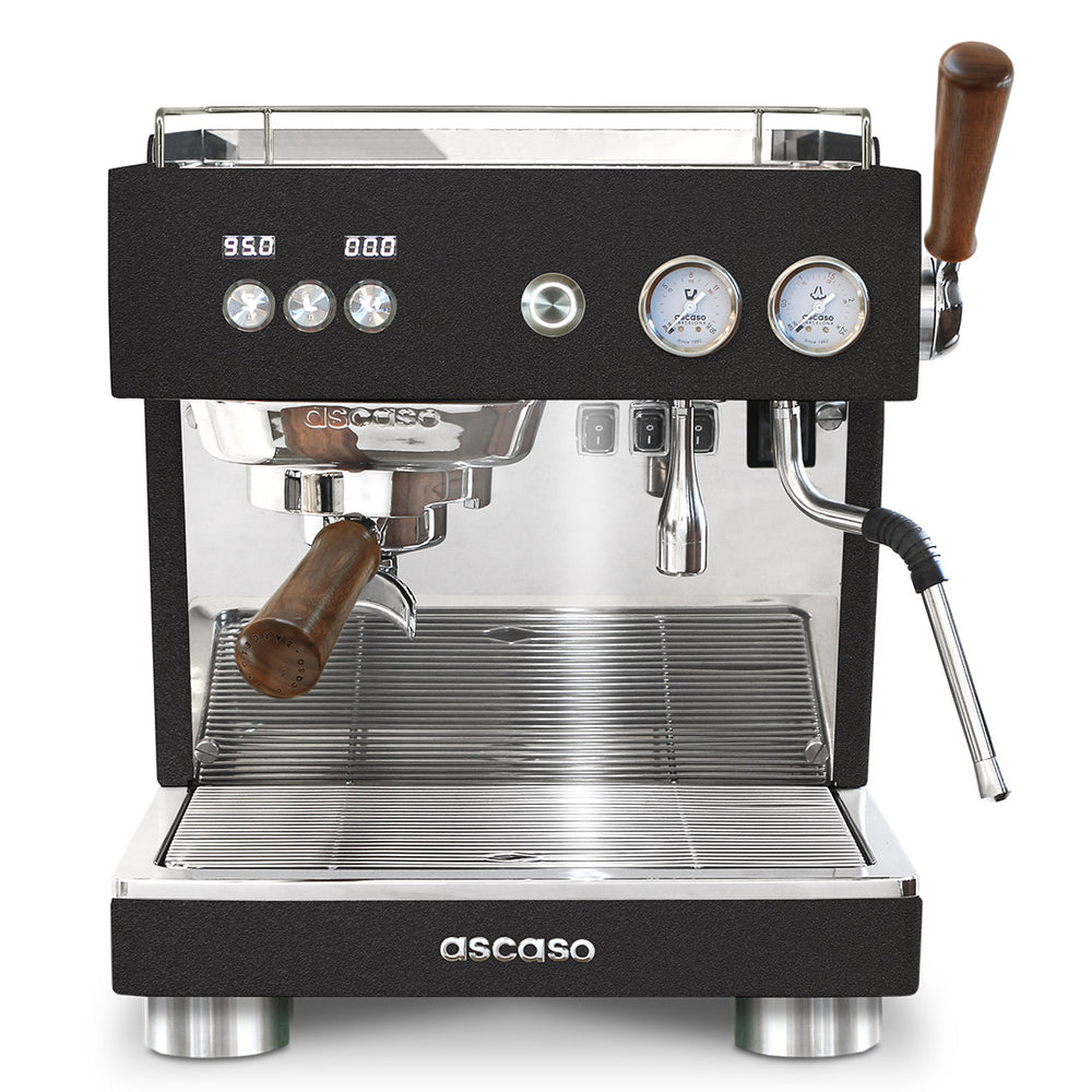 Baby T Plus, Automatic 1 Group Espresso Machine, with Thermodynamic Technology, 110V (Black)