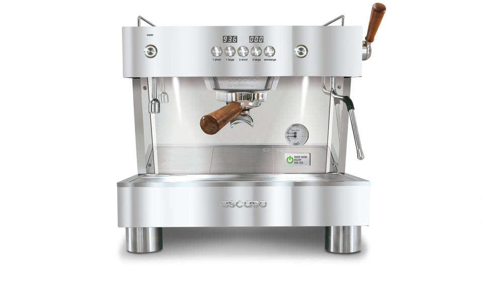 Barista T Plus, Automatic 1 Group Espresso Machine, with Thermodynamic Technology (Polish)